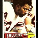 ATLANTA FALCONS RAY BROWN 1975 TOPPS # 161 EX+