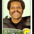 OAKLAND RAIDERS RON SMITH 1975 TOPPS # 171 EX/EM
