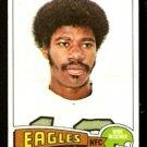PHILADELPHIA EAGLES DON ZIMMERMAN 1975 TOPPS # 192 NR MT