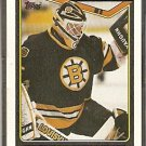 BOSTON BRUINS ANDY MOOG 1990 TOPPS # 294