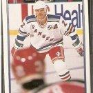 NEW YORK RANGERS MIKE GARTNER 1991 /92 OPC PREMIER # 164