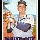 CHICAGO WHITE SOX JACK LAMABE 1967 TOPPS # 208 EX