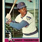 CHICAGO CUBS ANDY THORNTON 1976 TOPPS # 26 Good