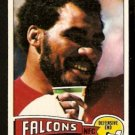 ATLANTA FALCONS CLAUDE HUMPHREY 1975 TOPPS # 245 EX/EM