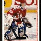 TORONTO MAPLE LEAFS FELIX POTVIN ROOKIE CARD RC 1990 UPPER DECK # 458