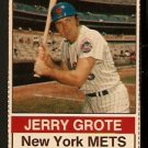 NEW YORK METS JERRY GROTE 1976 HOSTESS # 78