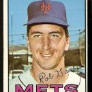 NEW YORK METS ROB GARDNER 1967 TOPPS # 217 EX
