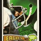 PHILADELPHIA EAGLES ART MALONE 1975 TOPPS # 249 EM/NM