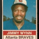 ATLANTA BRAVES JIMMY WYNN 1976 HOSTESS # 129