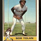 SAN DIEGO PADRES BOB TOLAN 1976 TOPPS # 56 EX/EM