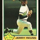 PITTSBURGH PIRATES JERRY REUSS 1976 TOPPS # 60 G/VG