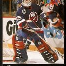 NEW YORK ISLANDERS GLENN HEALY 1992 PRO SET PUCK CANDY # 18