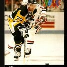 PITTSBURGH PENGUINS PAUL COFFEY 1992 PRO SET PUCK CANDY # 21