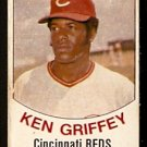 CINCINNATI REDS KEN GRIFFEY 1977 HOSTESS TWINKIE # 59