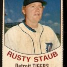 DETROIT TIGERS RUSTY STAUB 1977 HOSTESS # 82
