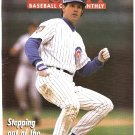 CHICAGO CUBS RYNE SANDBERG 1994 PINUP PHOTO