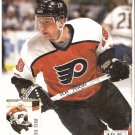 CHICAGO BLACK HAWKS JEREMY ROENICK PHILADELPHIA FLYERS MIKAEL RENBERG 1994 PINUP PHOTOS