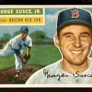 BOSTON RED SOX GEORGE SUSCE JR. 1956 TOPPS # 93 EX