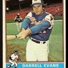 ATLANTA BRAVES DARRELL EVANS 1976 TOPPS # 81 EM/NM