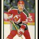 NEW JERSEY DEVILS SCOTT NIEDERMAYER 1991 OPC PREMIER # 35
