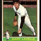 SAN FRANCISCO GIANTS GARY LAVELLE 1976 TOPPS # 105 VG/EX