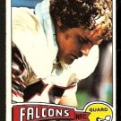 ATLANTA FALCONS DENNIS HAVIG 1975 TOPPS # 411 EX/EM