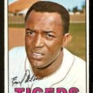 DETROIT TIGERS EARL WILSON 1967 TOPPS # 305 EX