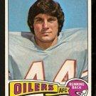 HOUSTON OILERS FRED WILLIS 1975 TOPPS # 504 EX/EM