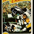 MINNESOTA VIKINGS NFC CHAMPS 1975 TOPPS # 527 EX