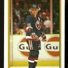 NEW YORK ISLANDERS PAT LaFONTAINE 1990 BOWMAN # 123