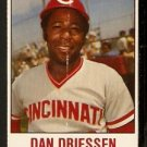 CINCINNATI REDS DAN DRIESSEN 1978 HOSTESS # 64