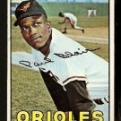 BALTIMORE ORIOLES PAUL BLAIR 1967 TOPPS # 319 VG/EX