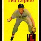 BOSTON RED SOX TED LEPCIO 1958 TOPPS # 29 VG