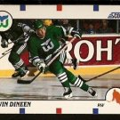 HARTFORD WHALERS KEVIN DINEEN 1990 SCORE # 212