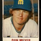 SEATTLE MARINERS DAN MEYER 1978 HOSTESS # 97