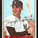 NEW YORK YANKEES JOE PEPITONE 1967 TOPPS # 340 good