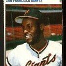 SAN FRANCISCO GIANTS TERRY WHITFIELD 1979 HOSTESS # 10