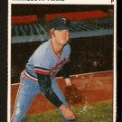 MINNESOTA TWINS DAVE GOLTZ 1979 HOSTESS # 16