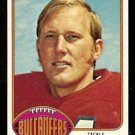 TAMPA BAY BUCCANEERS BUCS MIKE CURRENT 1976 TOPPS # 97 VG
