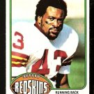 WASHINGTON REDSKINS LARRY BROWN 1976 TOPPS # 115 EM/NM
