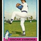 CHICAGO CUBS OSCAR ZAMORA 1976 TOPPS # 227 G/VG