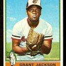 BALTIMORE ORIOLES GRANT JACKSON 1976 TOPPS # 233 VG