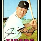 DETROIT TIGERS JIM NORTHRUP 1967 TOPPS # 408 EX