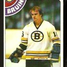 BOSTON BRUINS RICK MIDDLETON 1978 TOPPS # 113 NR MT