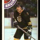 BOSTON BRUINS PETER McNAB 1978 TOPPS # 212 EX