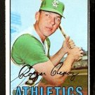 KANSAS CITY ATHLETICS ROGER REPOZ 1967 TOPPS # 416 NR MT