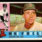 BOSTON RED SOX MIKE FORNIELES 1960 TOPPS # 54 EX+/EM
