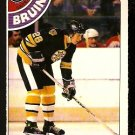 BOSTON BRUINS MIKE MILBURY 1978 OPC O PEE CHEE # 59 EM/NM