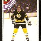 BOSTON BRUINS JEAN RATELLE 1978 OPC O PEE CHEE # 155 NR MT