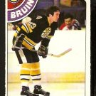BOSTON BRUINS RICK SMITH 1978 OPC O PEE CHEE # 164 NR MT
